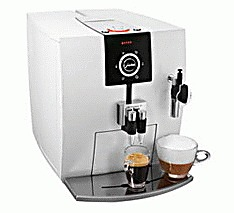 JURA/优瑞 J5 全自动智能全自动咖啡机 原装进口瑞士产 超值促销