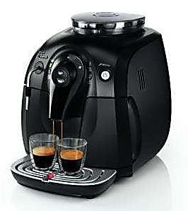 Philips/飞利浦 HD8743/17 黑色/全自动咖啡机/迷你全自动咖啡机