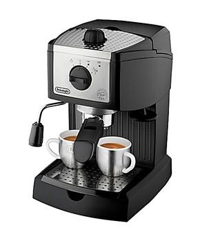 Delonghi/德龙 EC155 泵压意式特浓家用半自动咖啡机 全国包邮