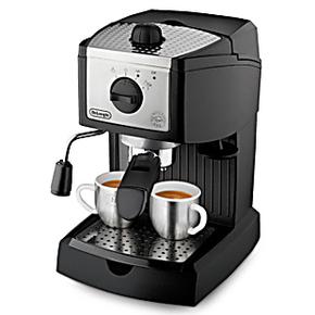 Delonghi/德龙 EC155 泵压意式特浓咖啡机 全国联保两年 咖啡机
