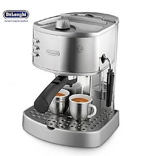 Delonghi/德龙 EC330S意式泵压专用家用半自动咖啡机  联保咖啡机
