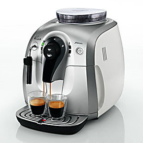 Philips/飞利浦 HD8743全自动咖啡机喜客saeco自动意式浓缩咖啡机