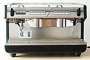 意大利Nuova simonelli 诺瓦APPIA2 双头电控半自动咖啡机标准版