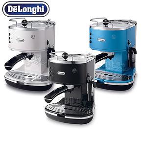 咖啡超市 德龙ECO310泵压意式半自动家用咖啡机 半自动咖啡机