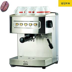 Eupa/灿坤 TSK-1817B泵压式 半自动咖啡机 家用 意式 蒸汽 咖啡机