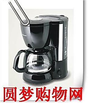 伊莱克斯EGCM200 4杯滴漏式咖啡机 咖啡机