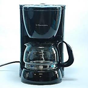 正品伊莱克斯EGCM200 带防伪 4杯滴漏式咖啡机 全国联保-清货
