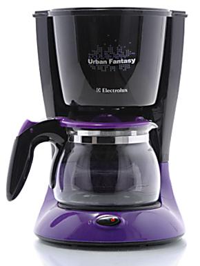 批发团购伊莱克斯 城市幻想12杯咖啡机 EGCM250 美式滴漏式咖啡机