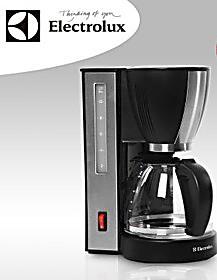 Electrolux/伊莱克斯 EKCM200咖啡机家用半自动 滴漏式咖啡机包邮