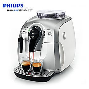 Philips/飞利浦 HD8743/17全自动咖啡机*saeco自动意式浓缩咖啡机