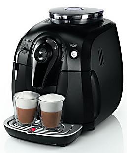 包邮送豆 Philips/飞利浦喜客全自动咖啡机 HD8743 Saeco Xsmall