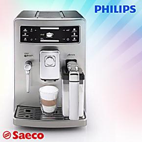 Philips/飞利浦 HD8944/07一键式全自动咖啡机  意式浓缩咖啡机