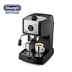 【包顺丰】Delonghi/德龙 EC155德龙泵压式特浓半自咖啡机