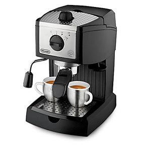 【官方正品】Delonghi/德龙 EC155 半自动泵压式咖啡机 全国联保