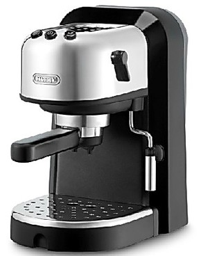 新品特惠 Delonghi/德龙 咖啡机EC270泵压式咖啡机 替代EC155