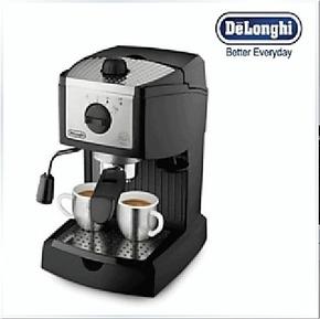 Delonghi/德龙 EC155 泵压式 特浓家用咖啡机 正品