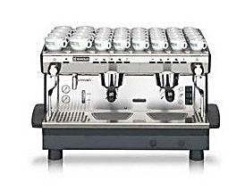 意大利兰奇里奥CLASSE6电控(双头)咖啡机 具体套餐价格联系客服