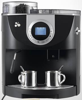 海外代购德国C3全自动 磨豆 压力 蒸汽 智能咖啡机打奶泡送豆