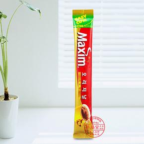 韩国进口正品 MAXIM三合一速溶咖啡 麦馨原味纯咖啡12g办公室必备