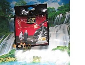 办公室白领必备咖啡越南中原G7三合一咖啡 16g*50包 800克特价