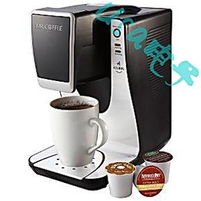 美国代购Mr. Coffee BVMC-KG1-001 智能咖啡机