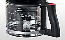 加拿大代购直邮Tim Hortons Bunn制造 咖啡机玻璃罐