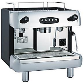 台湾克虏伯KLUB单头咖啡机电控 克鲁博专业商用意式咖啡机CS1包邮