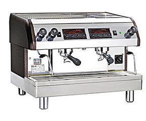 台湾克虏伯KLUB-T2双头半自动咖啡机 商用 克鲁博意式咖啡机 包邮