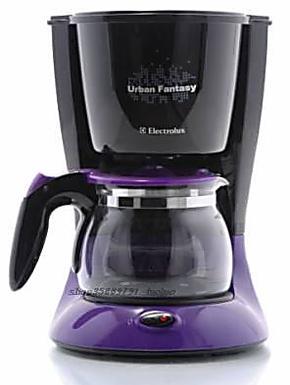 伊莱克斯 EGCM250城市幻想12杯咖啡机 咖啡壶 正品带防伪