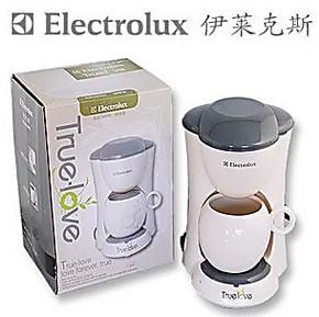 亏本卖!Electrolux/伊莱克斯 EGCM050 单杯咖啡机 滴漏式咖啡壶