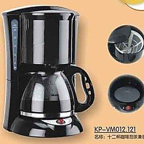 家用商用精巧咖啡机/伊莱克斯EGCM150/12杯份滴滤式咖啡机