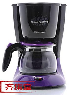 正品伊莱克斯12杯咖啡机/200元会议活动商务礼品/企业LOGO定制