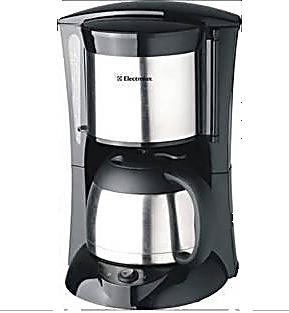 Electrolux/伊莱克斯 EGCM100伊莱克斯咖啡机 保温咖啡机咖啡壶