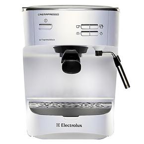 Electrolux/伊莱克斯 EEA260泵压蒸汽咖啡机 瑞典设计 正品行货