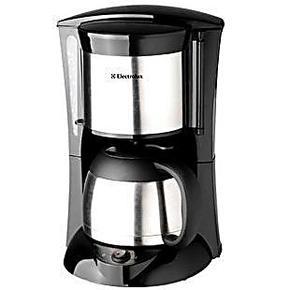Electrolux/伊莱克斯 EGCM100滴漏式8杯真空保温 咖啡机