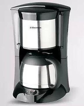 Electrolux/伊莱克斯 EGCM100咖啡机 8杯真空保温咖啡机特价包邮