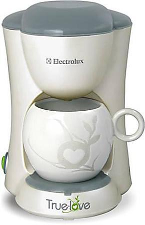 正品 Electrolux伊莱克斯 迷你单杯咖啡机 滴漏式咖啡壶 EGCM050