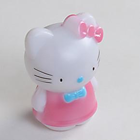 超值雄兴LED kitty猫节能环保小夜灯/壁灯节能灯省电灯饰/3个包邮