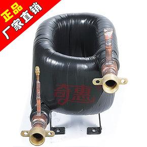 3匹高效螺旋套管式换热器空气能热泵热水器专用换热器