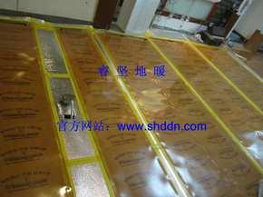 上海家庭地暖安装公司地热远红外纳米碳素电热膜自限温PTC电采暖