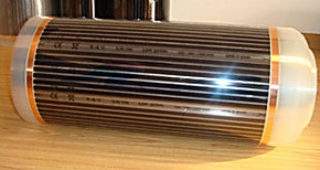 韩国碳纤维电热膜远红外电热膜地暖电地热加热膜地热膜取暖膜电暖